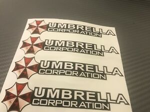 Umbrella-Corporation-Hive-Resident-Evil-Vinyl-Sticker-Car-Truck-Window-Decal-Y4