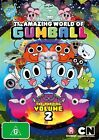 The Amazing World Of Gumball : Vol 2 (DVD, 2014)