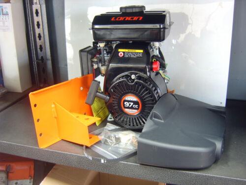 Mixer Kit Suitable For Belle Minimix Mixer Replaces Honda GXH50 Petrol Engine