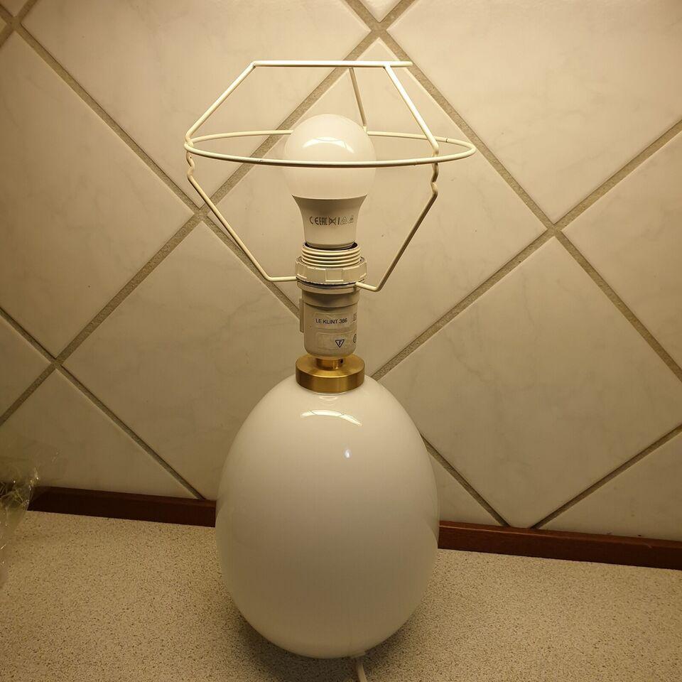 Le Klint, 386, bordlampe