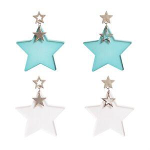 White-Blue-Acrylic-Stars-Drop-Earrings-Hot-Sales-Minimalist-Jewelry-Women-Gift