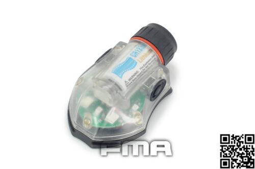 BK TB522 FMA Strobe Light Green Type 1