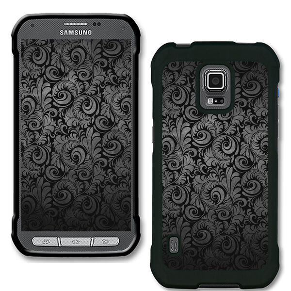 Design Hard Phone Cover Case Protector For Samsung Galaxy S5 Active G870 #2485