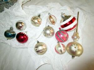 Christmas Tree Gl Ornaments