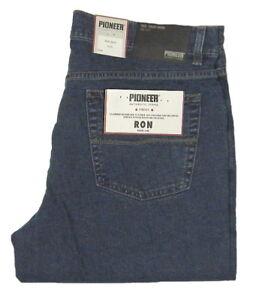 PIONEER-STRETCH-W-36-L-30-HERREN-Jeans-RON-dunkel-blau-1944-938-02-2-Wahl