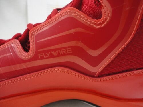 huge discount 89308 effb3 5 Nike 11 Gr Turnhalle Gewicht 676556820692 e Aero Mania geringes Flywire  Jordan Orange Sehr Rot xBYwXqYr4
