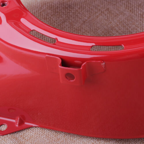 Red Recoil Shroud Fan Cover Fit For Honda GX390 GX340 188F 11hp 13hp Gas Engine