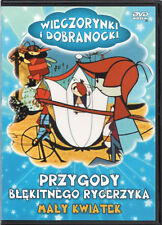 Przygody Blekitnego Rycerzyka - Maly kwiatek (DVD) bajki POLISH POLSKI