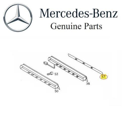 For Mercedes-Benz R129 SL600 1996-2002 Third Brake Light Lens Genuine 1298202466