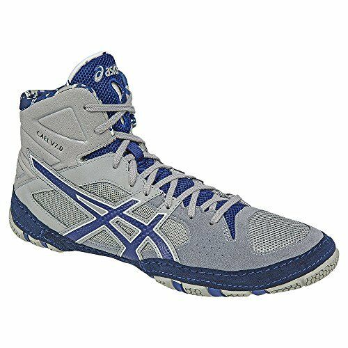 ASICS J605Y.9652 Cael V7.0 Wrestling shoes- Choose SZ color.