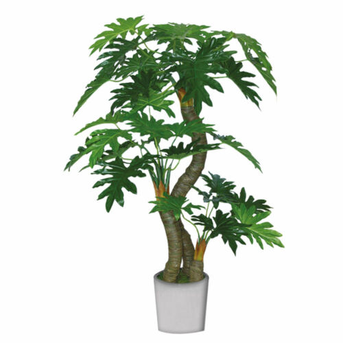 Philodendron árbol amigo arte planta arte árbol artificial planta decovego 190cm