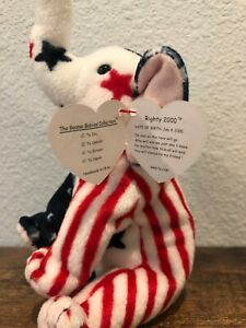 Details about  /beanie babies Righty The Elephant