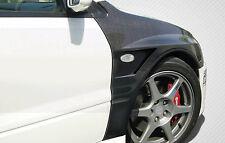 For 03 06 Mitsubishi Lancer Evolution 8 9 Carbon Fiber Vented Fenders 109063