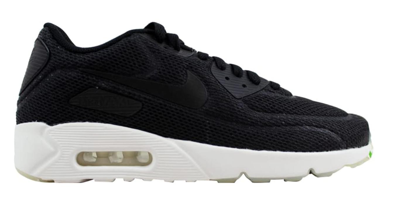 Nike air max 90 ultra ultra ultra 2.0 br schwarz weiß