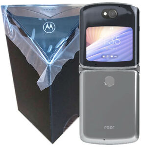 Motorola RAZR 5G (Mercury Silver) 256GB + 8GB RAM Android - GSM Unlocked