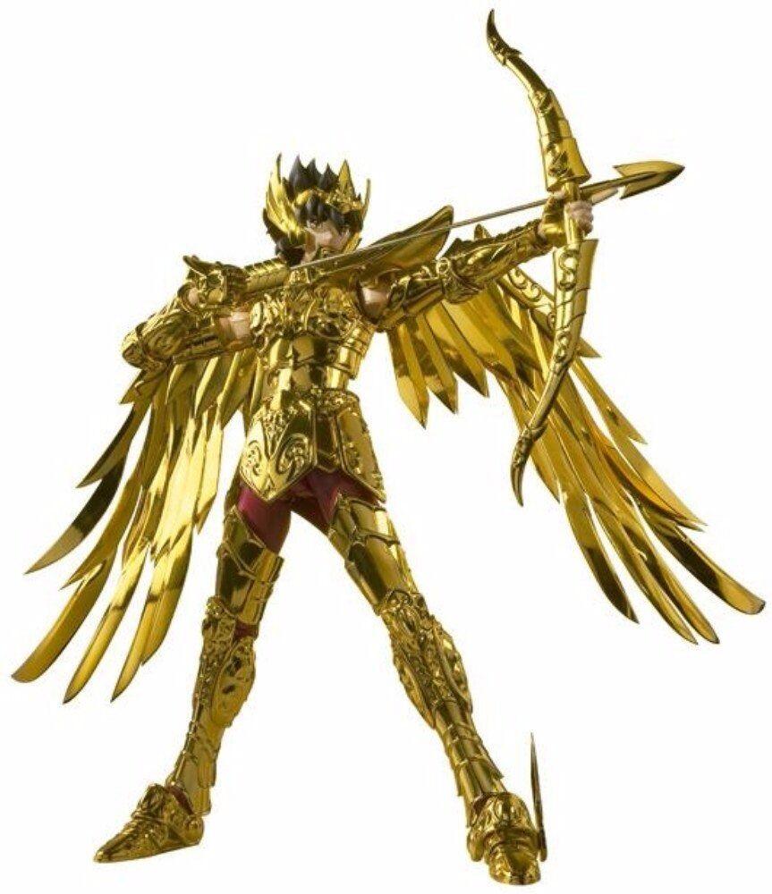 Santo Panno Corona Sagittario Seiya Action Figure Bandai Tamashii Nazioni