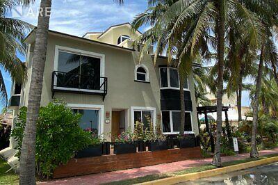 Casa en Venta Villas la Laguna Zona Hotelera Cancun