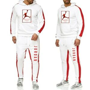Mens-Michael-Air-Legend-23-Jordan-Tracksuit-Hoodie-amp-Pants-Men-Sweatshirts-Brand