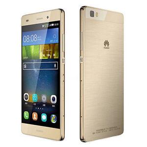 Original Genuine Huawei P8 Lite Dual Sim Limited Gold Lte 4g 3g Gsm Smartphone Ebay