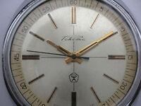 Vintage Soviet Raketa 2609 hand wind dress watch