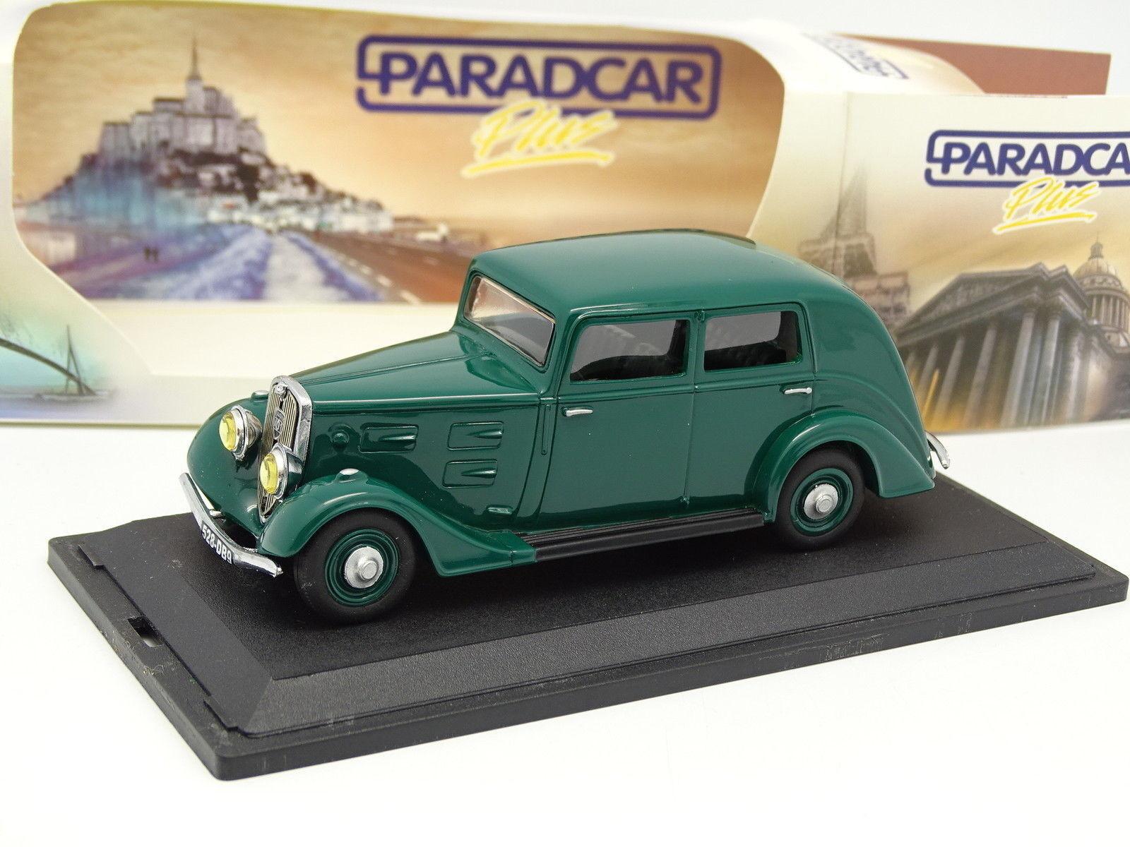 Paradcar Résine 1 43 - Peugeot 401 DL Familiale Verte