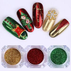 3-Boxes-Christmas-Mirror-Nail-Glitter-Chrome-Pigment-Powder-Dust-Tips