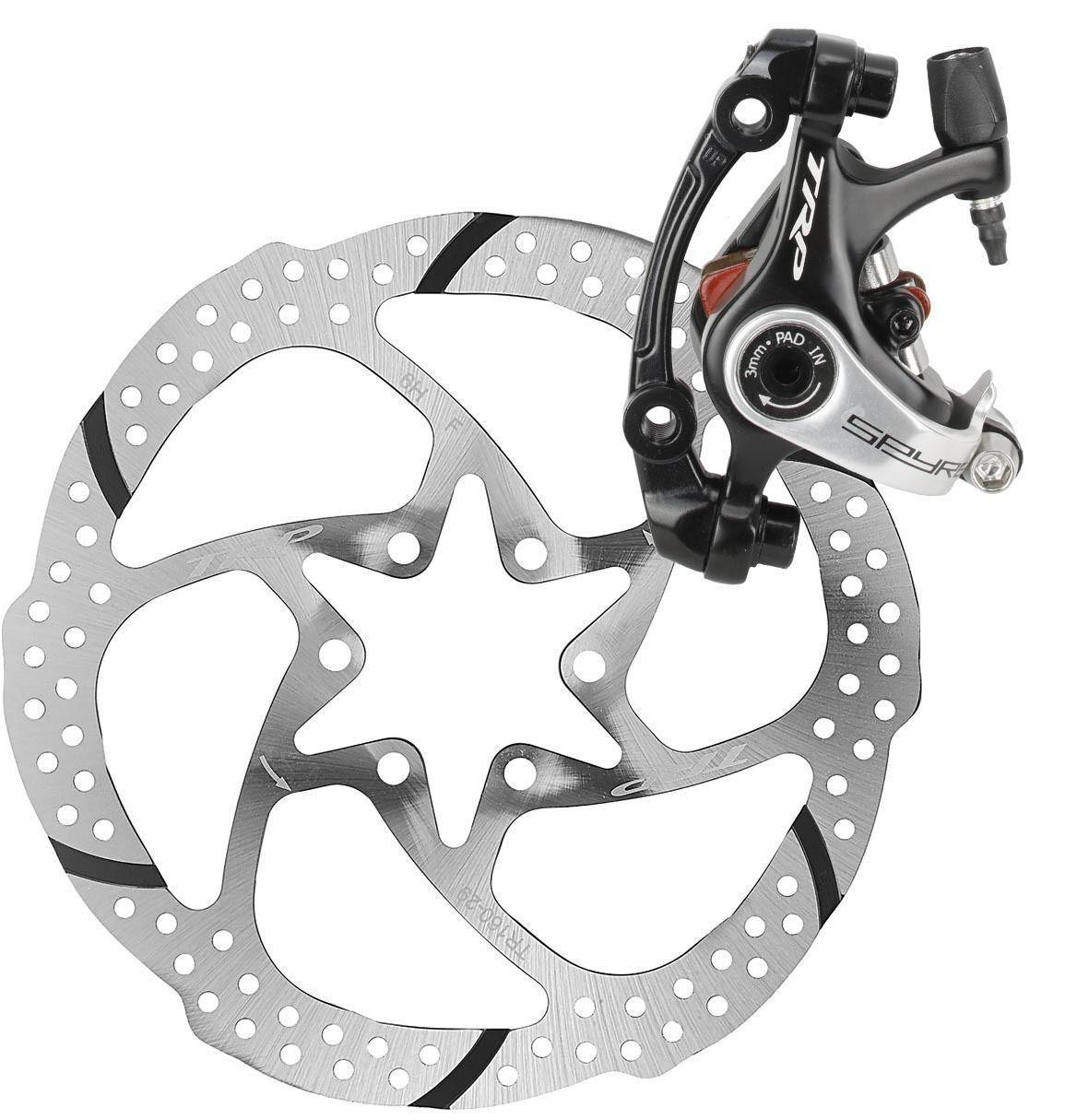 TRP SPYRE Road Bike Alloy Mechancial Disc Brake Caliper redor