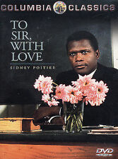 TO SIR WITH LOVE / (WS)-To Sir, With Love DVD NEW