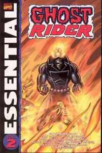 Marvel-Essential-Ghost-Rider-Volume-2-TPB-new-unread