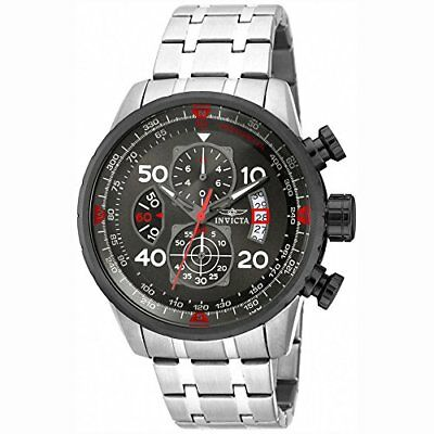 Invicta Men's Aviator 17204  Stainless Steel Chronograph  Watch