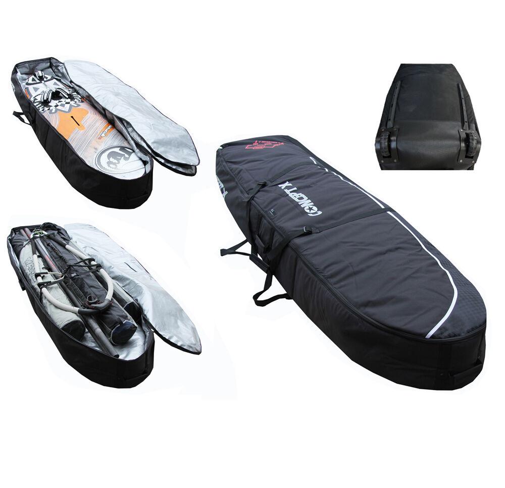 Concept X Double Line Boardbag Windsurf Board Tasche Surfbrett Transport NEU