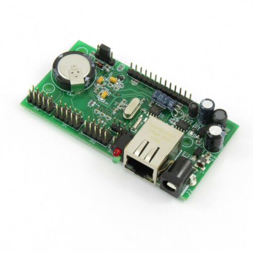 Ethernet controller with 34 digital and analog I//O with iOS mobile APP