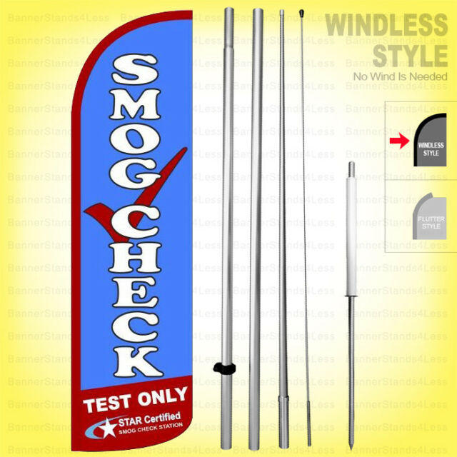 WE SUPPORT OUR TROOPS USA 15/' x 3/' WINDLESS SWOOPER FLAGS KIT two 2