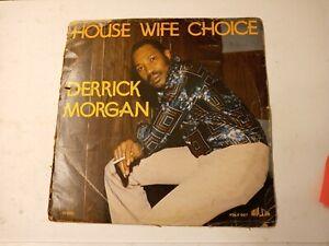 Derrick-Morgan-House-Wife-Choice-Vinyl-LP-1979