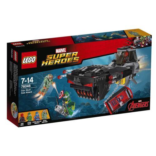 "LEGO® Marvel Super Heroes 76048 /""U-Boot Überfall von Iron Skull/"" NEU//OVP!"