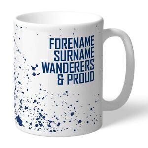 Bolton Wanderers F.c - Personalised Ceramic Mug (proud)