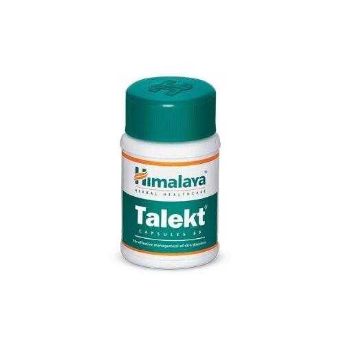 Himalaya Herbals Talekt 60 Capsules Skin care