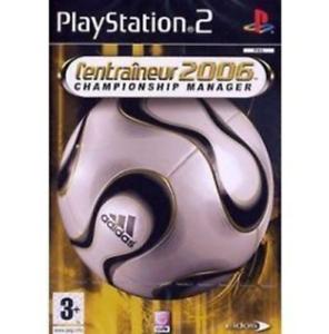 PS2 L'Entraîneur 2006 - NEUF