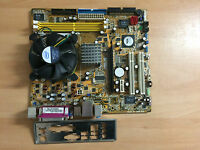 ASUS P5VD2-VM/S Sockel 775 Mainboard +CPU Core 2 Duo  2,13GHz   #314