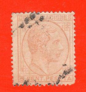 ESPANA-1878-EDIFIL-191-USADO-ALFONSO-XII