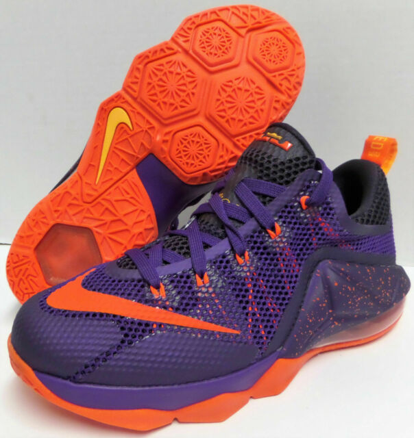 new concept 7e77b 39ce1 Nike Zoom Lebron 12 Low Size Youth 6 US
