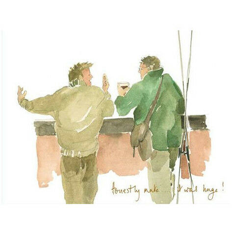 Fishing Tuition -  Gift Card - Fly or Coarse fishing tuition.