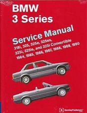 1984-1990 BMW 318i 325 325e 325es 325i 325is 325iC E30 Repair Manual B390