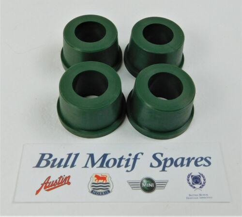 Superior Quality Poly Bushes Morris Minor Polyurethane Top Trunion Bush x 4