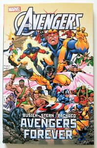Avengers-Forever-Busiek-Stern-Pacheco-Marvel-Graphic-Novel-Comic-Book