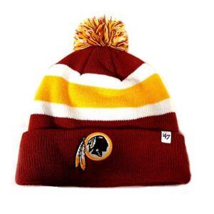 Image is loading Bridgestone-Golf-Washington-Redskins-NFL-Football-Beanie- Cap- 0af5607403d