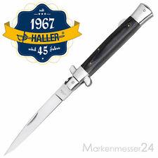 legales XXL Taschen-Messer Zweihand einseitig geschliffen riesiges Stiletto groß