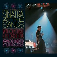 FRANK SINATRA CD - SINATRA AT THE SANDS (2014) - NEW UNOPENED - COUNT BASIE