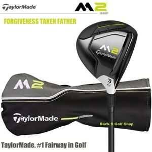 New-TaylorMade-M2-Fairway-Wood-Pick-a-Loft-and-Flex