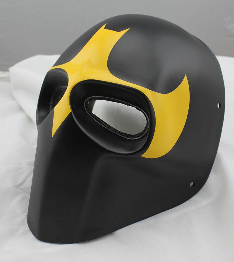 Paintball BB Gun Airsoft Outdoor Full Face PC Lens Eye Protection Skull Mask